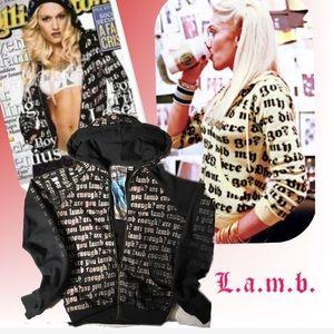 L.A.M.B. By Gwen Stephanie Hoodie